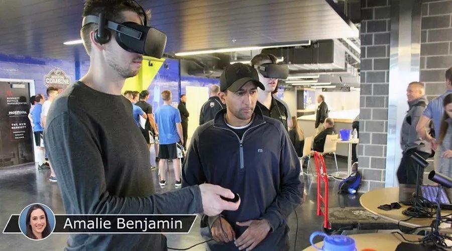 NHL的裁判梦:通过VR技术提高判罚水准