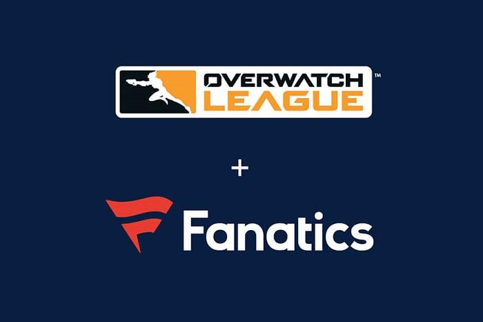 电商平台Fanatics与《守望先锋》联赛与达成合作,获其周边商品销售权