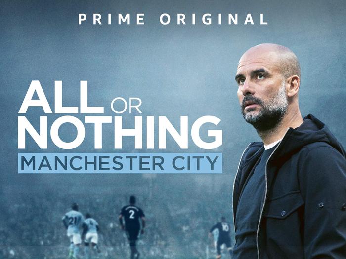 1000万英镑的纪录片,讲了曼城100分夺冠幕后哪些动人故事
