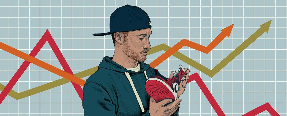 球鞋交易平台StockX年流水7亿美元,未来想当转售市场的亚马逊 | 创业熊