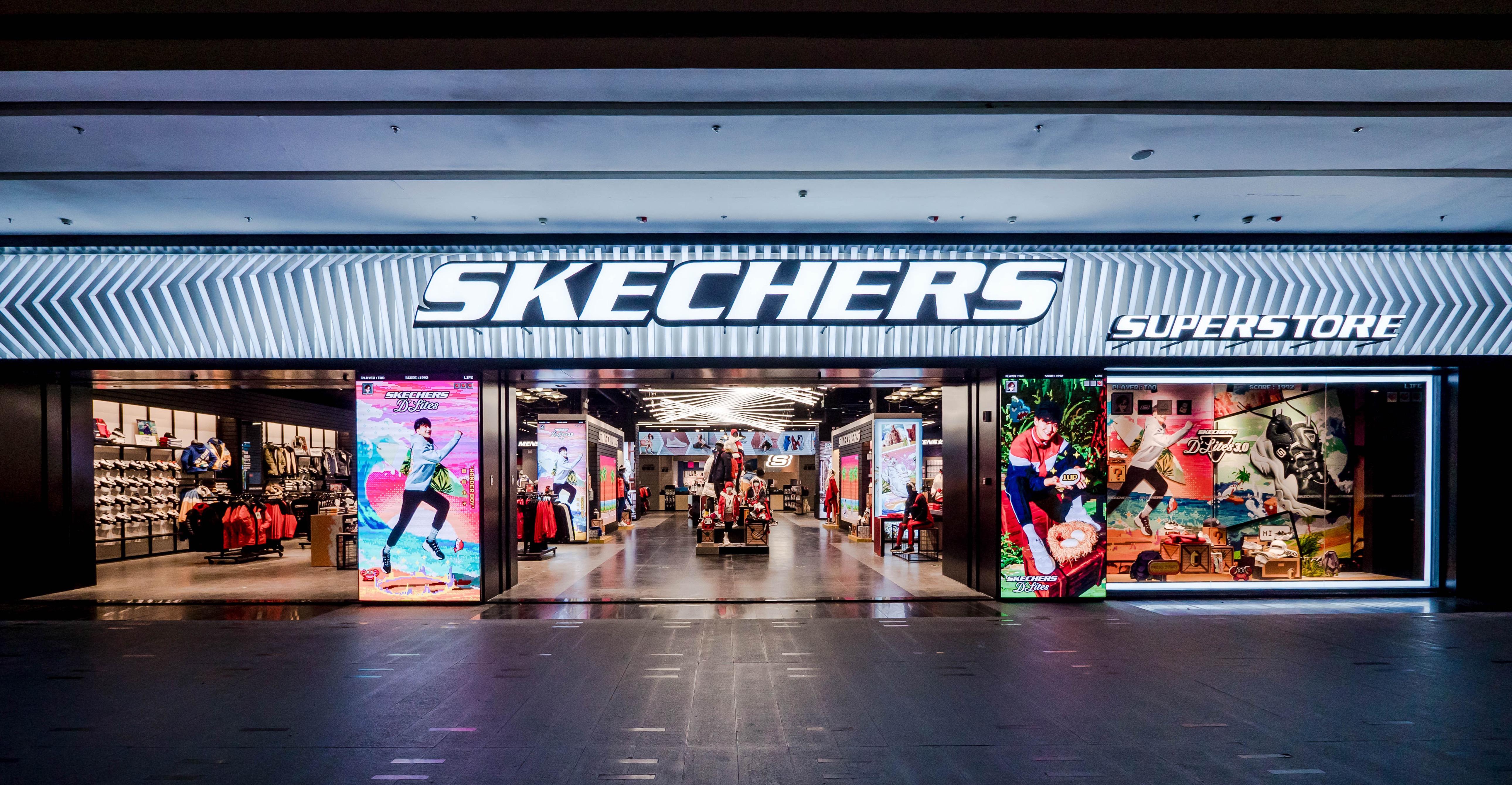 斯凯奇公布2018年财报,全年销售总额46.4亿美元增长11.5%