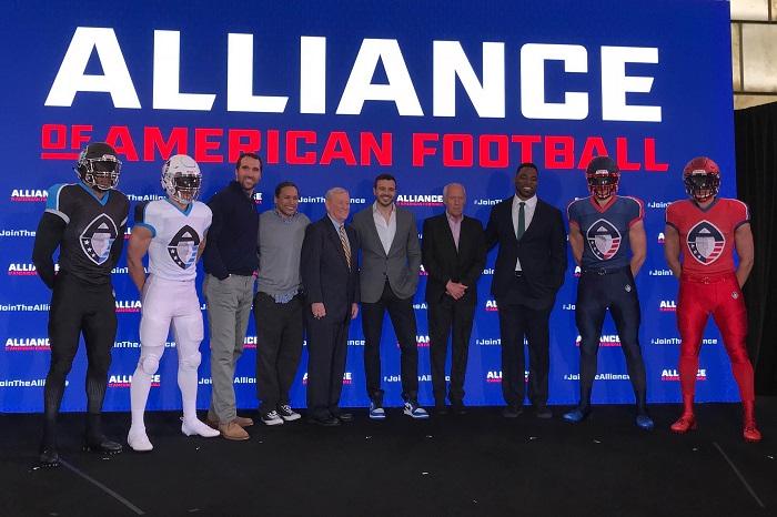 全新橄榄球联盟AAF开赛两周遭资金短缺,困境中获2.5亿美元融资