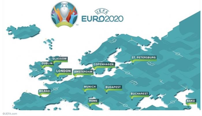 2020年欧洲杯赞助招商准备开始,只包括银行、保险等六大品类
