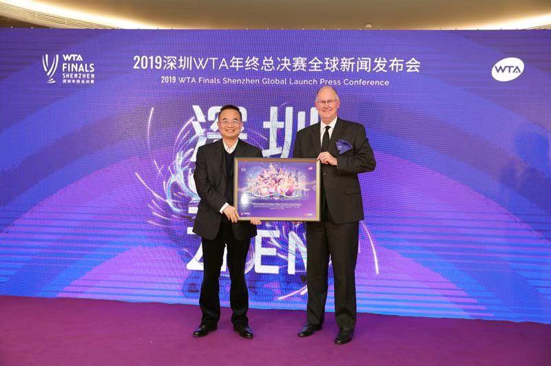 深圳WTA年终总决赛启动,金地、保时捷等首批赞助商名单公布