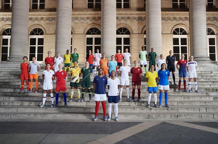 耐克与欧足联签约3年,成为女足欧冠、女足欧洲杯官方比赛用球赞助商