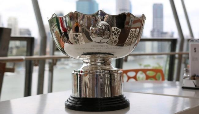 中国足协提出申办2023年亚洲杯,将PK韩国