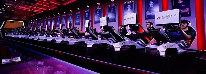 第三届F1电竞联赛本月开赛,久事智慧体育负责中国赛区运营