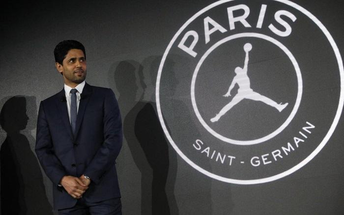 巴黎圣日耳曼接近与耐克续约球衣赞助合同,赞助金额为上份合同的三倍