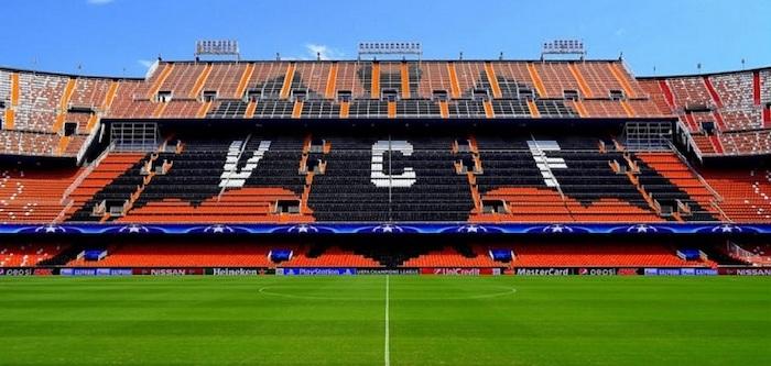 瓦伦西亚将以1.28亿美元出售梅斯塔拉球场,重启新主场建设计划