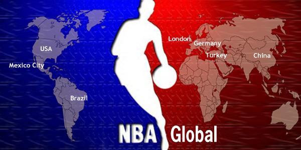 NBA再推全球化新政,球队可独立出售全球营销权