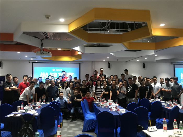 青少年体育培训业态管理与运营——深圳站