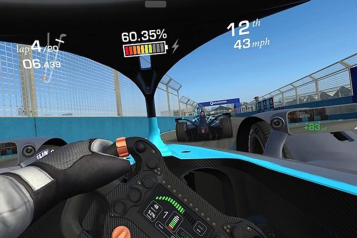 电动方程式宣布推出手游,玩家可与职业车手实时虚拟竞技