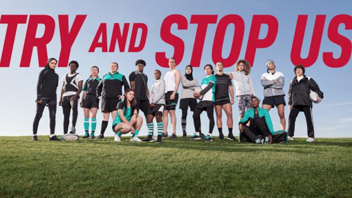 国际橄榄球理事会公布全新品牌标识,旨在吸引更多女性参与橄榄球运动