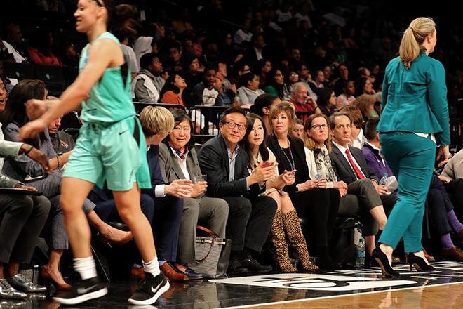 蔡崇信的篮球商业野心:从篮网到WNBA和纽约自由队