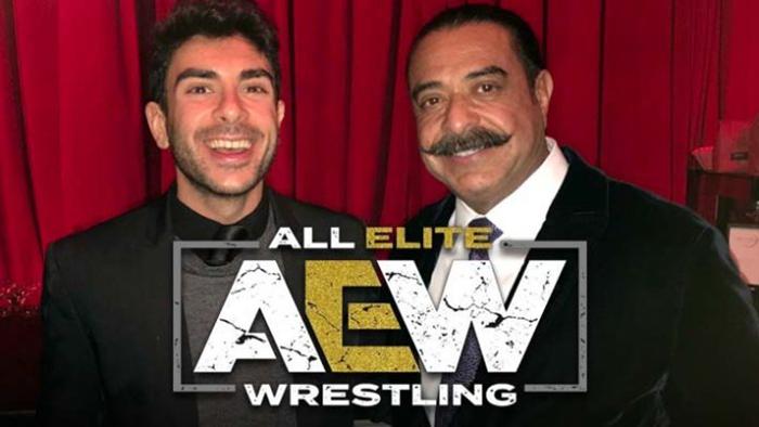 对标WWE的AEW联盟本周末开赛,首秀要在赌城举办