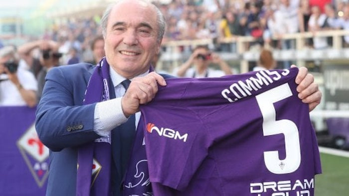 Mediacom老板1.8亿美元收购佛罗伦萨,紫百合成为意甲第五支外资球队