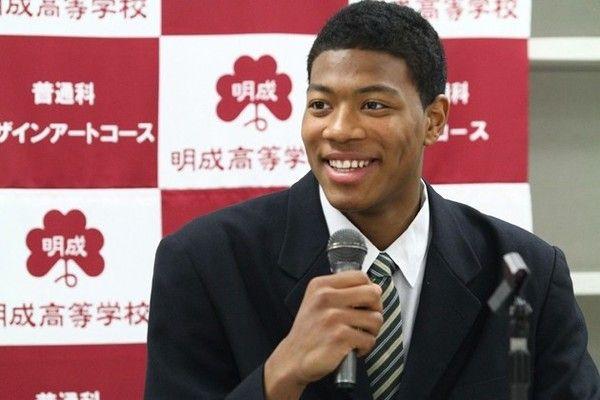 奇才9号签选中八村垒,这个黑皮肤的日本首位乐透秀什么来头?