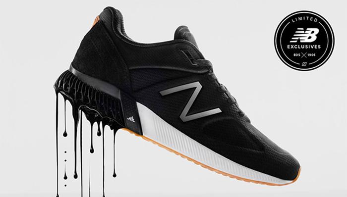 New Balance推出3D打印鞋款,现已正式发售