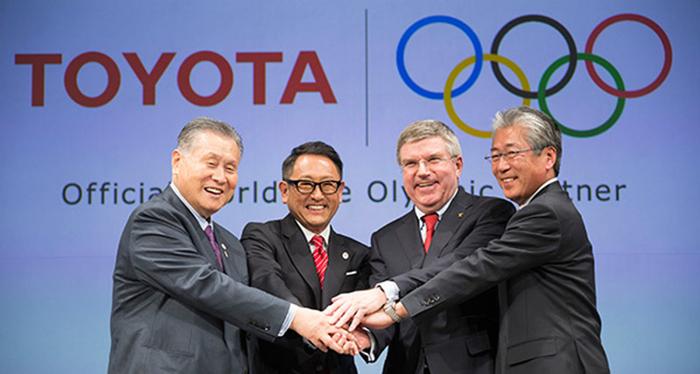丰田公司在奥运期间将实行远程办公制度,旨在缓解交通拥堵