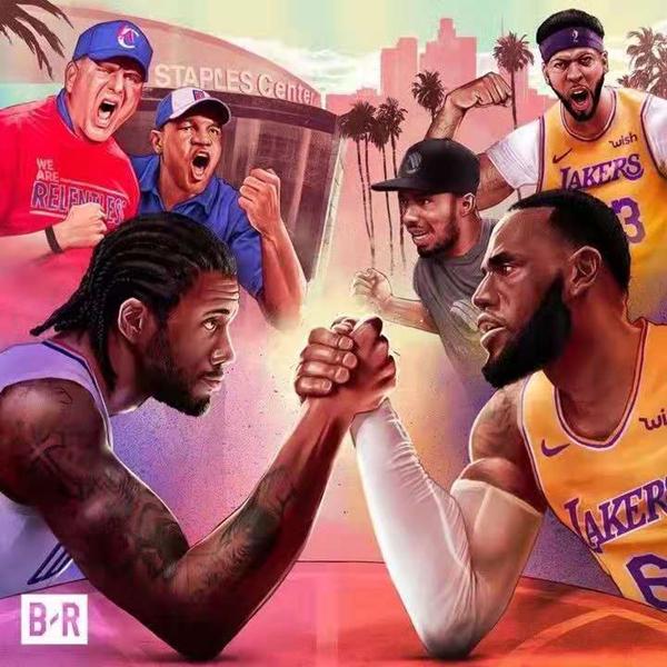 """同样的洛杉矶球市,为什么有詹姆斯的湖人""""抢""""不过快船?"""