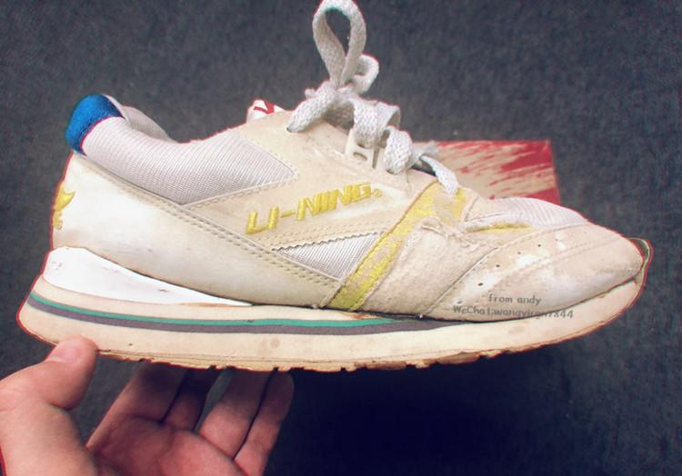 """""""彻底销毁""""后多次复刻,这双国产跑鞋诞生28年后重见天日"""