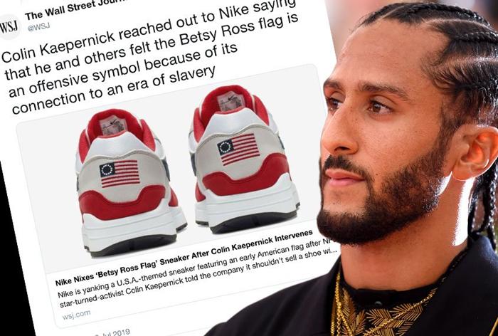 """一次抗议便取消新鞋发售,耐克为何对卡佩尼克""""言听计从"""""""