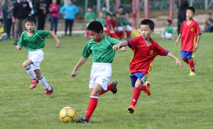 这次校园足球来真的了?3000所特色幼儿园给培训机构指明了方向