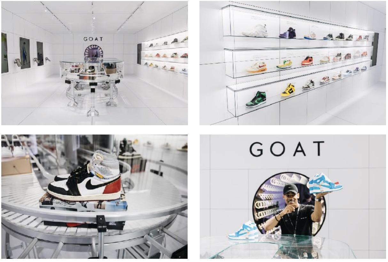 球鞋交易平台GOAT宣布正式进驻中国,高端奢侈品类鞋款加入售卖平台