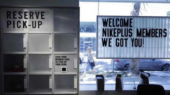 """关店潮的大背景下,看耐克如何利用经销商""""直面消费者"""""""