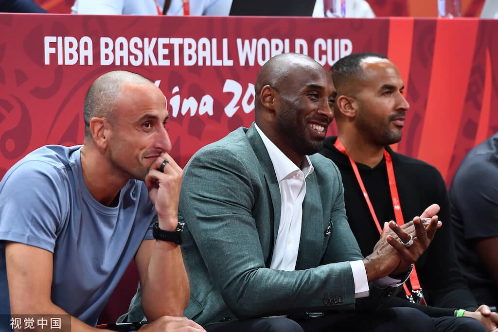 富哥专栏:5天入账超千万美元,科比才是篮球世界杯吸金王
