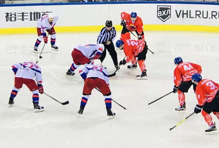 奥瑞金再下一城,冰球培训能为火热开展的冰球联赛做什么
