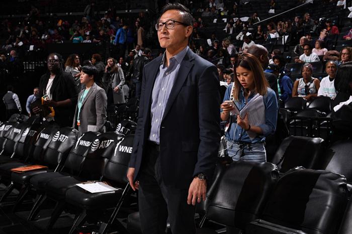 NBA篮网蔡崇信:身为炎黄子孙,我必须发声