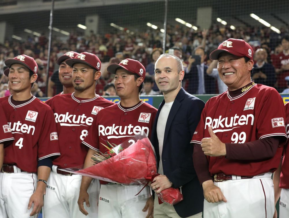 日本乐天会成为下一个体育版权巨擘吗?