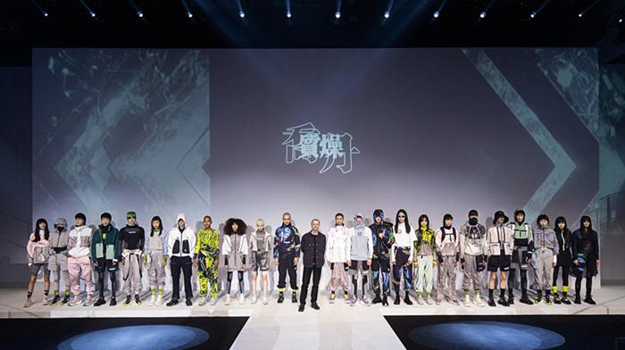 乔丹质燥亮相中国国际时装周,机能服饰与3D跑鞋齐登场