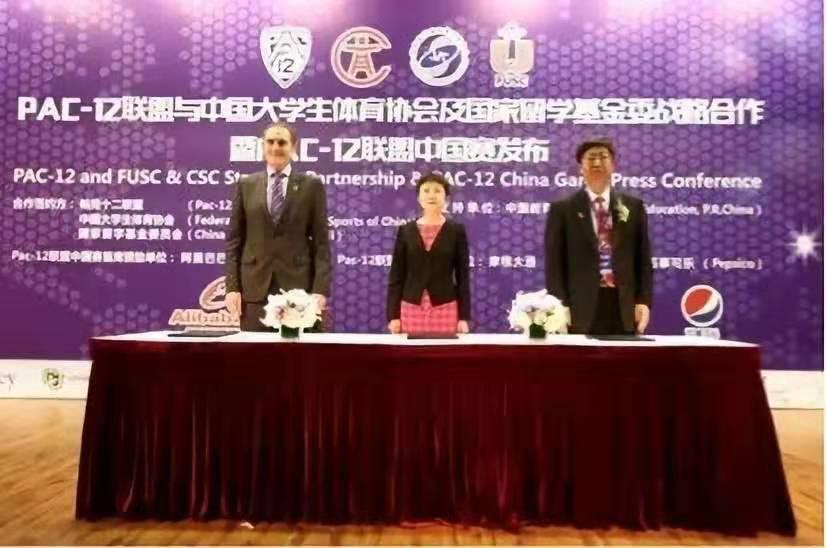 进入第五年的Pac-12中国赛,给中国校园体育带来了些什么?
