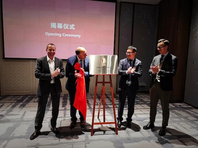 比利时标准列日宣布在华建立办公室,青训是他们主要想讲的故事