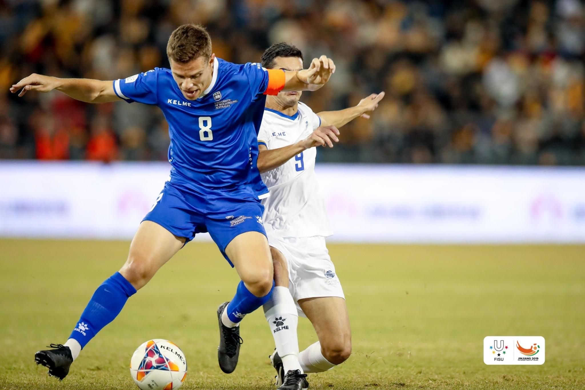 国际大体联足球世界杯落幕,乌拉圭男队与加拿大女队夺冠