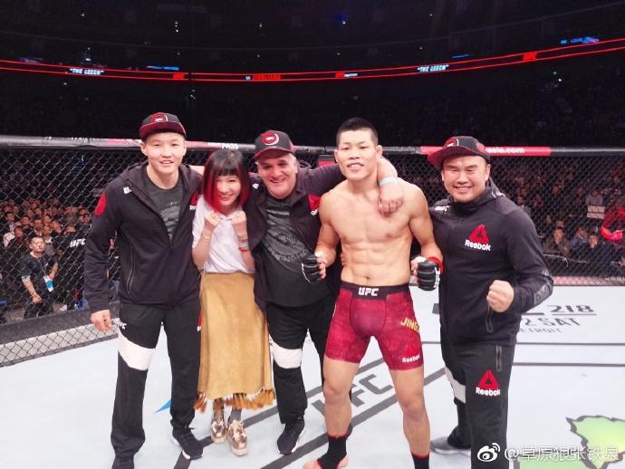 张伟丽夺冠之后,UFC在中国的重心仍然是挖掘选手