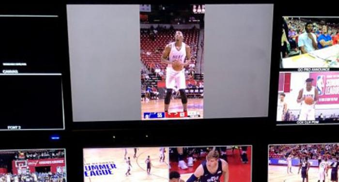 迎合移动社交媒体,越来越多体育赛事开始试水竖屏直播了