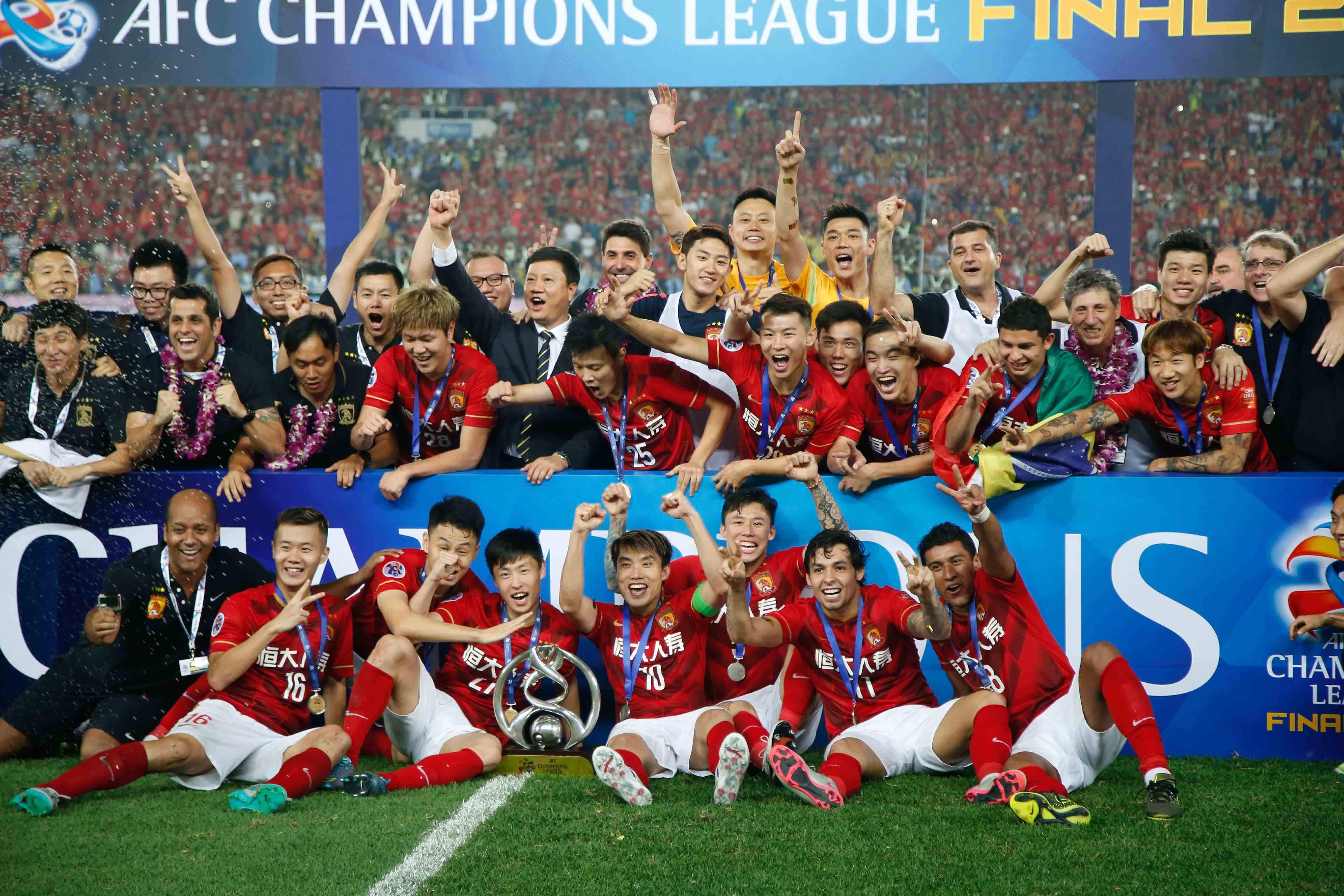 广州恒大建队10周年,这支俱乐部为中国足球带来了什么?