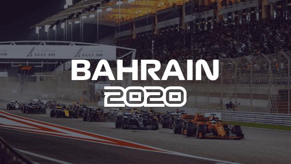 F1巴林大奖赛将空场举行,是史上首次没有观众的大奖赛