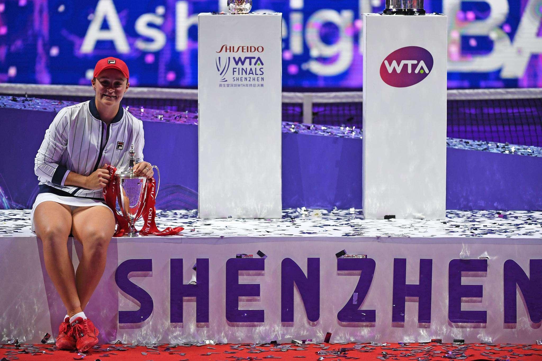 WTA即将取消2020中国赛季,预计明天官宣