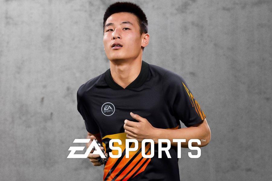 武磊入选EA Sports FIFA大使的阵容,成首位获此称号的中国球员