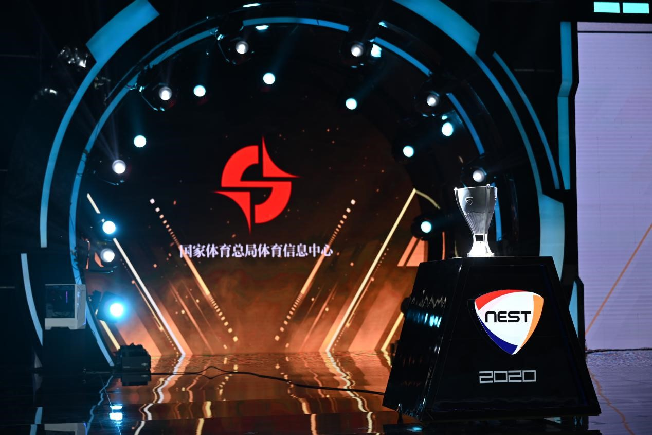 NEST全国电子竞技大赛闭幕,VG横扫RW夺得英雄联盟项目冠军