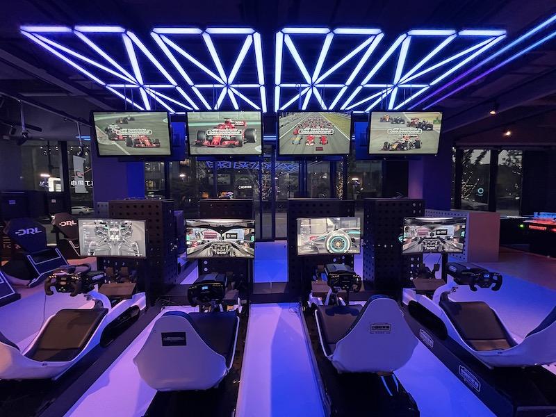 在商场开1300平的电竞馆,是给年轻人的新娱乐体验