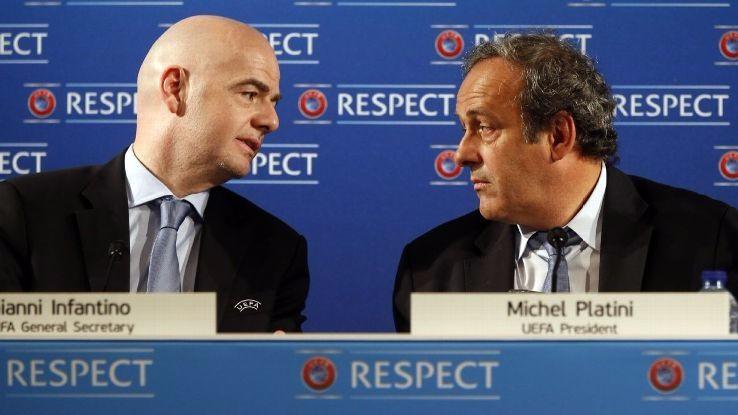 Simon Chadwick 专栏:重提欧洲超级联赛?这背后是好大的一盘棋 | The Pitch