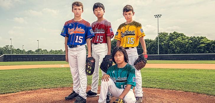 世界少棒大赛 —— 小球员们的大舞台