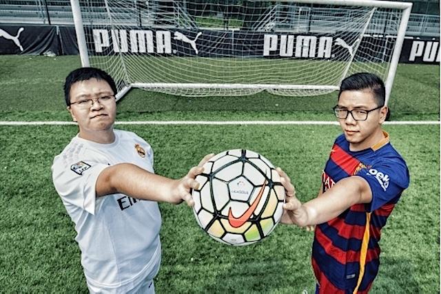 西班牙第三级足球联赛上演中国德比,投资海外足球还能这么玩?