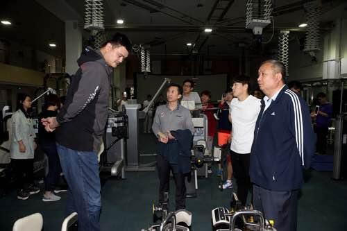 北体大成立中国篮球运动学院,姚明任名誉院长