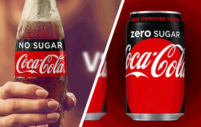 多品牌进入健康饮料领域,但可口可乐一直在改变可乐本身的形象